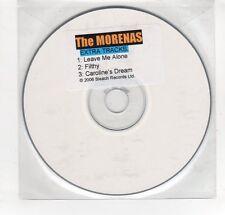 (GN939) The Morenas, Leave Me Alone - 2006 DJ CD