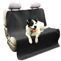 Dog/Cat Pet Car Seat Cover Waterproof Back Seat Cover Bench Protector Belt F0V8
