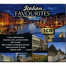 CD ITALIAN FAVOURITES 8028980474729
