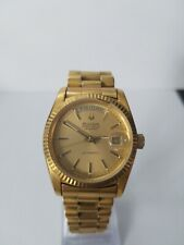 BULOVA Men's SUPER SEVILLE Automatic Watch DAY & DATE 1373.11