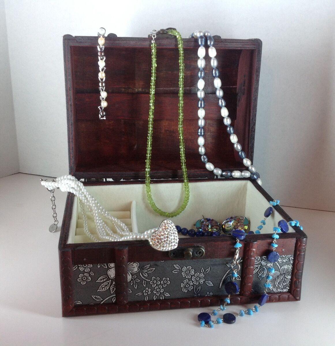 Gems Treasure Box
