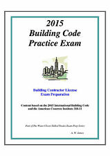 2015 International Building Code Practice Exam on USB Flash Drive