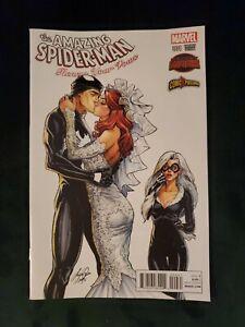 AMAZING SPIDER-MAN RENEW YOUR VOWS #4 SIYA OUM HOMAGE EXCLUSIVE SPIDERMAN 1