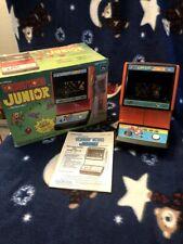 Donkey Kong Jr Vintage Nintendo Table Top Video Game Coleco Rare