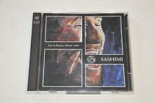 Fish - Sashimi Live in Poznan, Poland 1999 (2 CD) Marillion RARE UK IMPORT