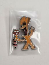 SDCC 2015 MARVEL PIN GROOT AND ROCKET SKOTTIE YOUNG