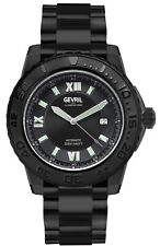 Gevril 3122B Men's Seacloud Swiss Automatic Diver Limited Edition Date Watch