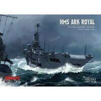 "GENUINE PAPER-CARD MODEL KIT - HMS ""ARK ROYAL"""