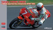 Hasegawa 21722 1/12 Scale Model Bike Kit UCC Team Yamaha YZR500 OWA8 1989 GP500