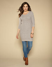 Monsoon Wool Blend Long Jumpers & Cardigans for Women