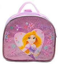 Disney Store Authentic Tangled Rapunzel School Lunch Bag Tote Box