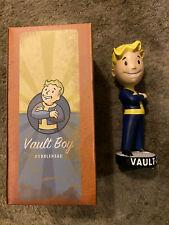 "Gaming Heads Fallout 4 Vault Boy 12/"" bras croisés Mega Bobblehead Figure Neuf dans sa boîte"
