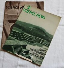 Science News - February 3, & 10, 1968