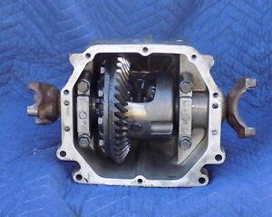 Rear Differential Pumpkin Posi & Gears 3:07 43 14 Dana 36 OEM C4 Corvette 57K