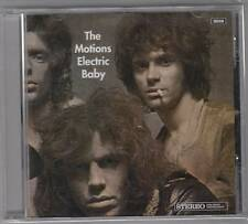 THE MOTIONS-Electric Baby (CD 2013) Rock 60er NEUF!!!