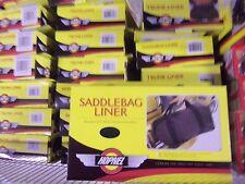 HARLEY TOURING FIBERGLASS SADDLE BAG & TOUR PACK LINER REMOVABLE BAGS SET OF 3