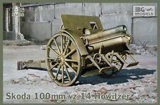 Ibg 1/35 Skoda 100mm VZ 14 Howitzer # 35026