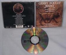 CD GERRY BOULET Jezabel MINT (OFFENBACH) GINETTE RENO CANADA ORIGINAL