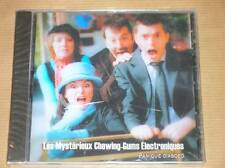 RARE CD / LES MYSTERIEUX CHEWING-GUMS ELECTRONIQUES / PANIQUE D'ABORD / NEUF