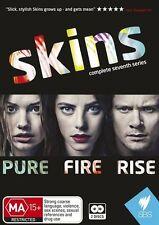 Skins : Series 7 (DVD, 2013, 2-Disc Set)