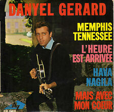 DANYEL GERARD MEMPHIS TENNESSEE FRENCH ORIG EP MICHEL COLOMBIER