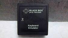 BLACK BOX KEYBOARD EMULATOR AC242A USED - NO CABLE AC242A