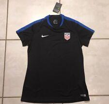 NWT NIKE USA National Team BLACK Training Soccer Jersey Women's Large