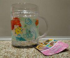 Disney water filled cup disney princess the little mermaid adventure begins