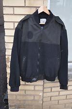 CANADIAN Navy Sea Cadats FLEECE Shirt / Coat Liner Size 7048 Extra Large Black