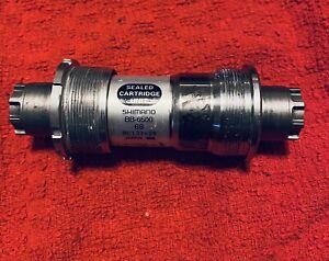 SHIMANO ULTEGRA OCTALINK BB-6500 BOTTOM BRACKET BC 1.37 x 24 - 109.5 Road Bike