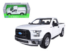 Welly 2015 Ford F-150 Regular Cab Pickup Truck 1/24-1/27 White 24063