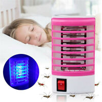 Mosquito Fly Bug Insect Trap Killer LED Socket Lighting Mosquito Killer Lamps YK