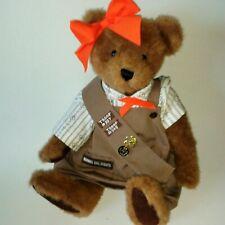 Vintage Girl Scout Brownies Custom Handmade Clothing Boyds Bear