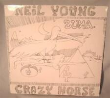 LP NEIL YOUNG Zuma NEW MINT SEALED