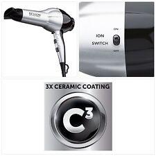 Revlon 1875W Shine Boost Hair Dryer Tourmaline Ceramic Frizz Control Blow Ion