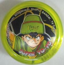 Bandai Hashiguchi Takashi Gold Fire Transparent Green Super Yo-Yo