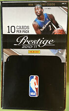 🔥2010/11 Panini Prestige Gravity Feed Box 36 Unopened Packs Wall George Rookie?