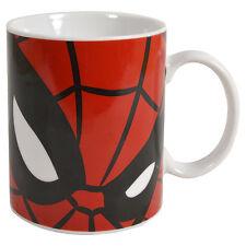 Spiderman Mug - Ultimate Marvel Close Up Face- Gift/Him/Kids/Superhero/Home