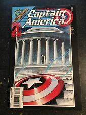 Captain America#444 Awesome Condition 8.0(1995) Garney Art!!