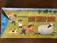 Vintage Childrens Game Run Sheep Run Cadaco 1963