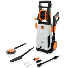 VonHaus 2200W Pressure Washer With Accessories –Outdoor Home/Patio & Car Cleaner