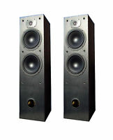 Omni Audio AE 88.2 Home Cinema HiFi Tall Tower Floor Standing Speakers 400W 8ohm