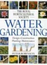 The Royal Horticultural Society Water Gardening (RHS),Peter Robinson