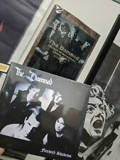 THE DAMNED Fiendish Shadows CD Neat Neat Neat New Rose Love Song Smash it up