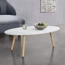 B-WARE Couchtisch Tisch Beistelltisch Wohnzimmertisch Sofatisch Weiß/Holz