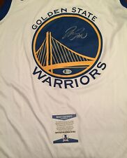 f4d775d9d DeMarcus Cousins Signed Golden State Warriors White Fanatics Replica Jersey  JSA