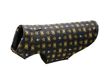 Karlie Hundemantel Mantel Ascot 47 cm schwarz-gold