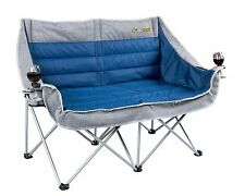 NEW OZtrail Galaxy Sofa 2 person camping, fishing & sport chair - FCB-MAGS