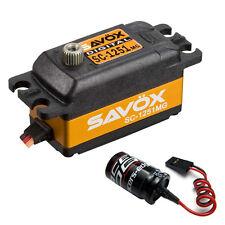 Savox SC-1251MG Low Profile High Speed Metal Gear Digital Servo + Glitch Buster