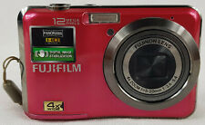 Fujifilm Finepix AX245w Digital Camera, 12MP, Purple, + USB Wire & Memory Card.